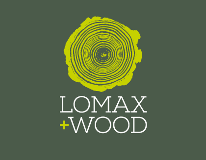 Lomax+Wood Website design & print design
